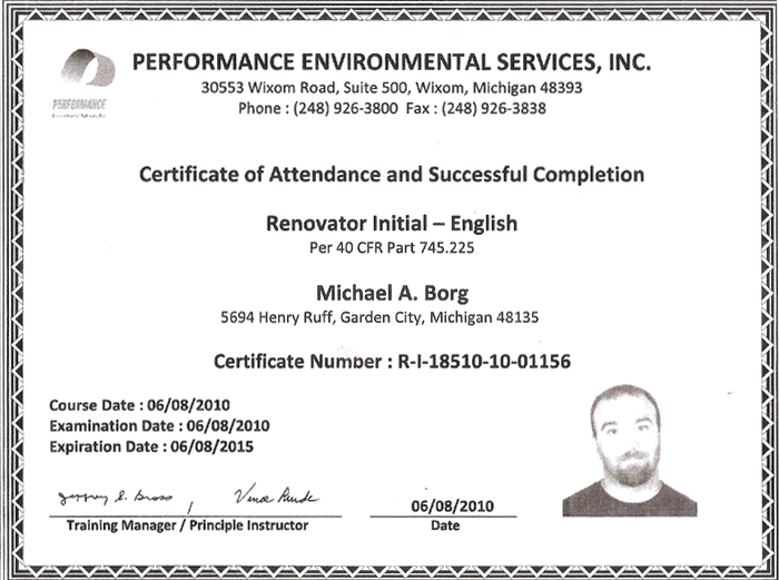 Performance-Environ-Mental-